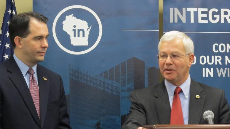 """""""The important research done at Lucigen not only supports the Madison area economy, but also leads to potentially life-saving, medical innovation that affects the health and well-being of people across the country, and around the world."""" — Gov. Scott Walker, on $500,000 state tech loan to Lucigen Corp."""