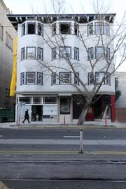 A former hotel is getting a rehab to become affordable housing. Ridgeway Studios will have 22 units.