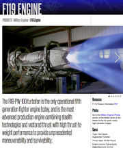 No. 5 -  United Technologies Corp., of East Hartford, Conn., was awarded a $231 million contract modification for F119 Engine Sustainment (FA8611-08-C-2896 P00116). UTC has about 700 workers in Troy.