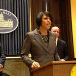 Rawlings-Blake launches development center for businesses owned by minorities