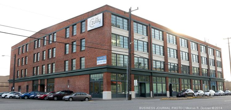 This 114-year-old Seattle building, which houses online retailer Zulily, sold last week for nearly $27.7 million. That's about $26.5 million more than what it sold for in 1997.