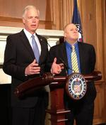 <strong>Senator</strong> sues to block Obamacare subsidies for Congress
