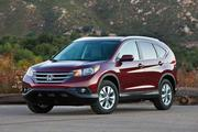 3. Honda CR-V (made in Ohio) 2013 sales: 303,904 Change: 7.9%