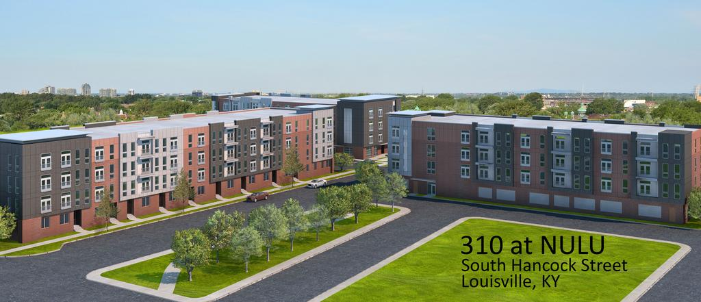 310 At Nulu Apartments Coming To Liberty Green Area