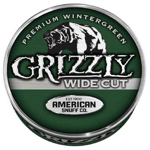 american snuff co is expanding its grizzly widecut