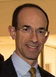 Adam Goldstein, president of Royal Caribbean International