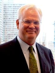 Larry Williams, president and CEO of The Beacon Council