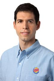 Daniel Schwartz, CEO of Burger King Worldwide