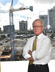 Stephen Owens, president of Swire Properties