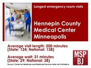 Hennepin County Medical Center, Minneapolis