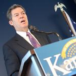 Brownback takes heat for budget patches