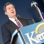 <strong>Davis</strong>: Strip club report part of Brownback smear campaign