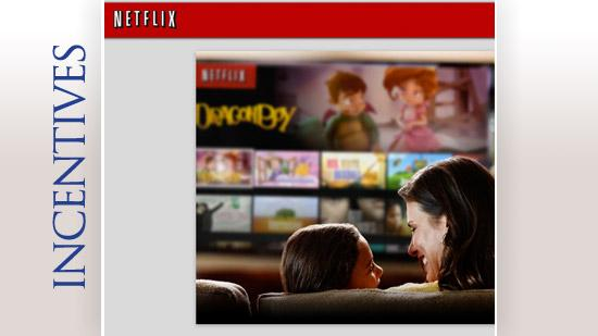 Netflix was one of many companies cited in a recent report for not keeping jobs promises with the state.