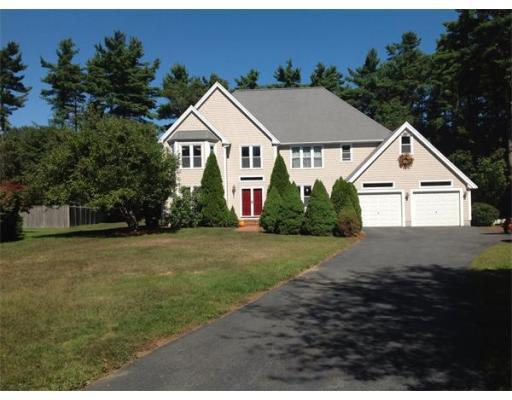 Scott Brown has sold his Wrentham home for $544,000.