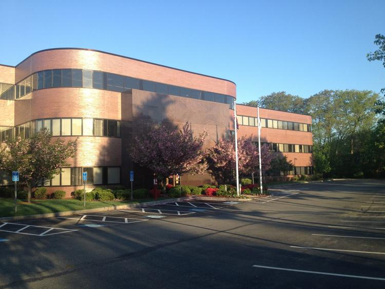 This office property on Shawmut Street in Canton sold as pat of an office portfolio for $14.5 million.