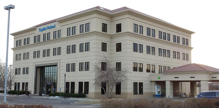 Wichita-based Vantage Point Properties has signed a new tenant for its Capitol Federal building at 8301 E. 21st St. North in the Wilson Estates