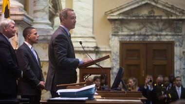 Do you want Maryland Gov. Martin O'Malley to run for president?