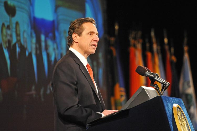 NY Gov. Andrew Cuomo outlined his agenda for 2014 during his fourth State of the State Address Wednesday at the Empire State Plaza Convention Center in Albany, NY.