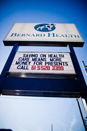 Since its 2010 launch, Bernard Health has opened six stores in four states.