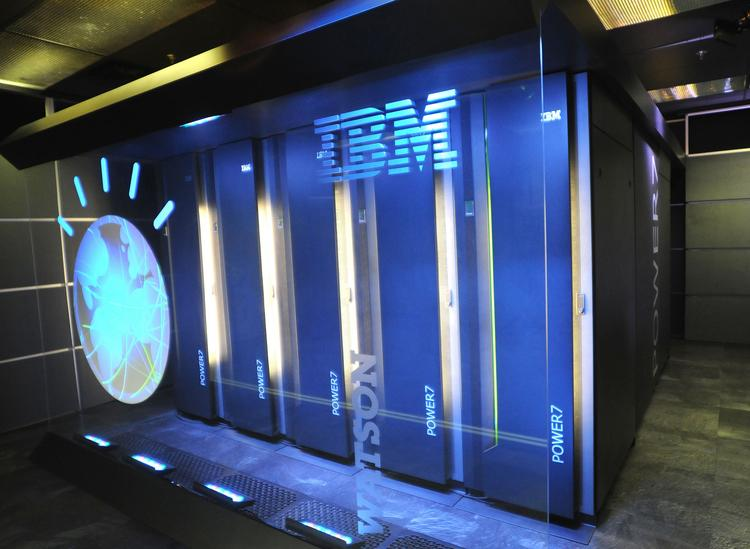 IBM has made its first investment out of the newly created $100 million fund for startups using its Watson platform.