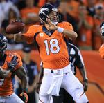 Why Gov. McCrory will be in Peyton Manning's corner on Super Bowl Sunday
