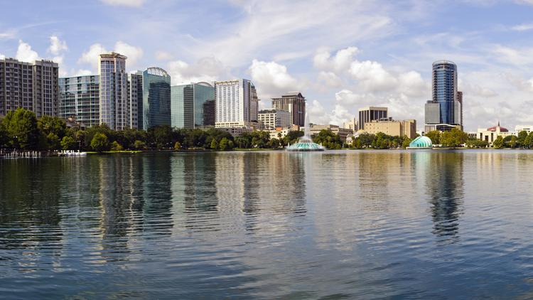 Orlando ranked No. 37 on Wallet Hub's best cities to start a business list.