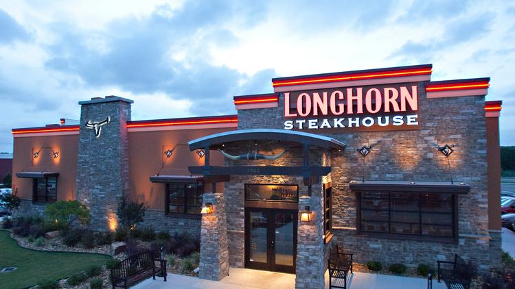 The gears are turning for a new Longhorn Steakhouse in Vandalia.