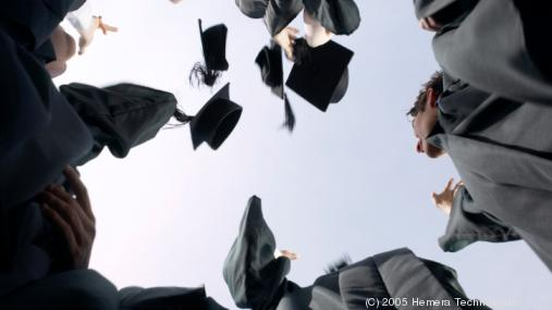 Oregon's universities graduated another record number of students this year.