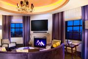 The W Washington, D.C.: Extreme WOW Suite The damage: $10,000 a night  This 1,176-square-foot one-bedroom suite comes complete with panoramic views of the Washington Monument, Pennsylvania Avenue and 15th Street.