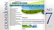 Iowa Sales tax: 6%