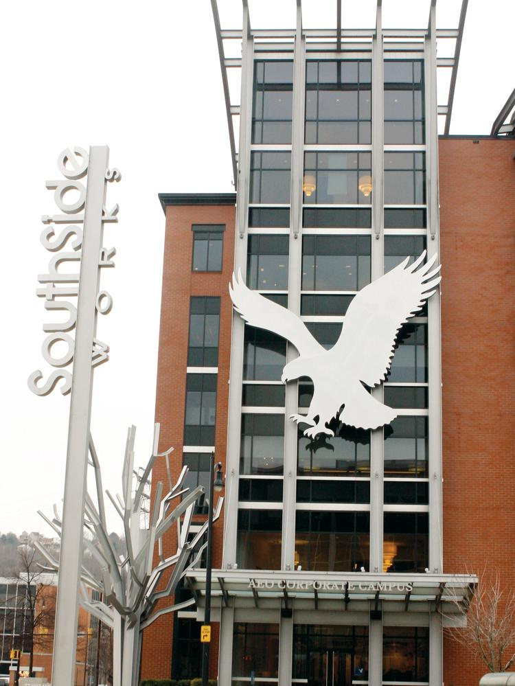 American Eagle Outfitters (NYSE: AEO) is based on the South Side in Pittsburgh.