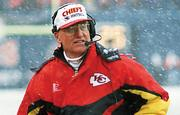 """Marty Schottenheimer High point: Rallying the team from an 0-8 start to finish .500 in his first season.  Low point: Being canned for the 0-8 start after the completion of that season. But at least it allowed us to have the glorious photo from the cover of his book """"Martyball"""" pictured above. I'd be willing to wager that his Redskins tenure is not part of the """"trimuph"""" listed on the book jacket."""