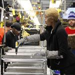 Tennessee posts impressive manufacturing numbers