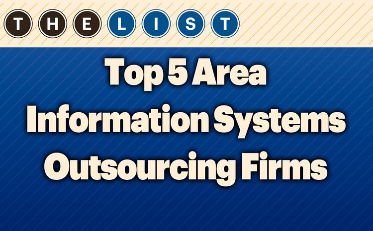 This week, the Kansas City Business Journal ranks the area's top information systems outsourcing firms by local employee consultants.  For the full list, subscribers can take a look at the print edition of the Kansas City Business Journal. The list also includes full address, local employee consultants, local contract consultants, revenue source percentages, general business description, and top local executives. (Subscribers, view the full top information systems outsourcing firms list online, which also includes full address, local employee consultants, local contract consultants, revenue source percentages, general business description, and top local executives.) Want more research like this? Check out the 31st Annual Book of Lists in print or digital format here. Think your company might qualify for a list? Email dozkal@bizjournals.com. Coming lists include manufacturers, law firms and United Way recipients. Get more information about Kansas City Business Journal research here.   FROM THE LIST:  Information outsourcing execs talk industry trends