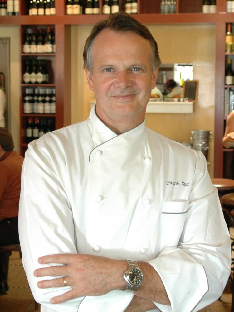 Chef Frank Stitt's Highlands Bar and Grill is once again up for a James Beard Foundation Award.