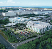 Boeing's vast factory complex in Everett will be the center of activity for the 777X.