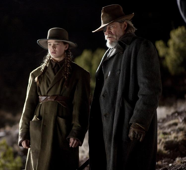 """Hailee Steinfeld, left, and Jeff Bridges in the 2010 film """"True Grit."""" The original version of the film, released in 1969 and starring John Wayne, was shot largely in Colorado. But the 2010 remake used locations in New Mexico, which offers generous incentives to film producers."""