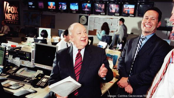 FOX NEWS: Roger Ailes resigns as head of cable news network