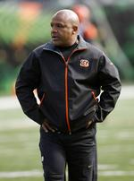 Bengals name new offensive coordinator to replace <strong>Gruden</strong>