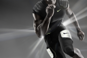 Other on-field apparel includes a base layer designed to protect athletes from repeated hits. Padding is added to high-impact points like the hips and knees. It's also designed to help regulate body heat.