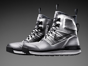 Boots designed for sideline use are lightweight like sneakers but designed to be as durable as a boot.