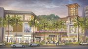 An architect's rendering previews what the rebuilt International Market Place is expected to look like.