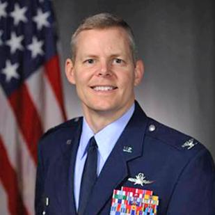 Col. Richard Lipsey is the vice commander of the 24th Air Force