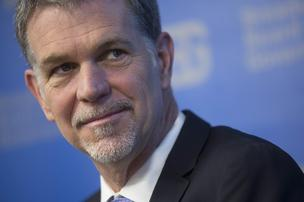 Reed Hastings, chairman, president and chief executive officer of Netflix Inc., comes out in opposition to the proposed merger between Time-Warner Cable and Comcast.