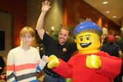 See even Fun Spot's John Arie Jr. and Legoland Florida's Buddy can agree that $100 million for tourism is HUGE!