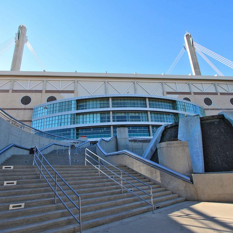 The Alamodome, which opened in the spring of 1993, last hosted an NCAA Men's Final Four nearly six years ago.