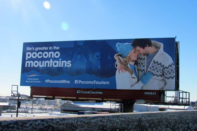 Winter's here and Pocono resorts want you to visit