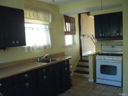7621 Rannells Ave.: The kitchen.