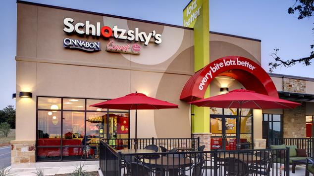 Schlotzsky's announced Tuesday a plan to expand throughout the Denver area.