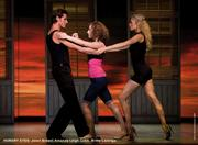 Dirty Dancing - The Classic Story on Stage Pictured: Josef Brown, Amanda Leigh Cobb, Britta Lazenga  Nov. 18-23